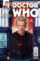 Doctor Who The Twelfth Doctor Adventures: Year Two #6 (Cover B)